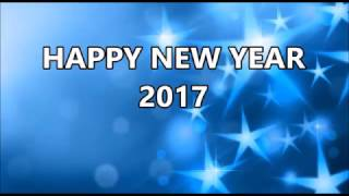 Happy New Year 2017 Wishes download Whatsapp song countdown wallpaper animation