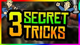 Fallout 4 - 3 Secrets You Probably Won t Know Fallout 4 Rare Weapons More