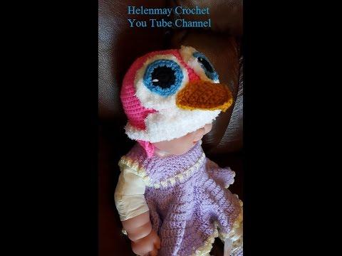 Crochet Baby Penguin Hat Diy Tutorial Youtube