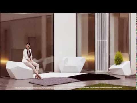 Minimalist Luxury House Design By Ramon Esteve Studio Youtube