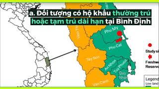 Toàn cảnh căn hộ chung cư, nhà ở xã hội ở Quy Nhơn