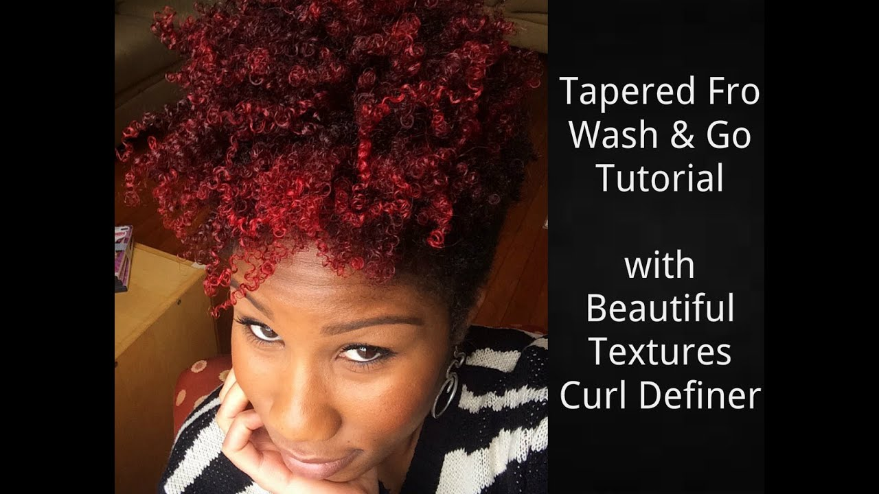 Curl Definer For Natural Hair