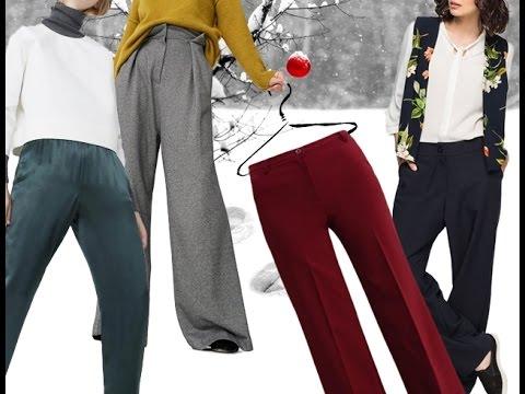 Модные брюки лето 2018 🔴 Тренды женской одежды - YouTube