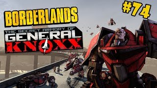 Borderlands: The Secret Armory of General Knoxx DLC: Мистер Экономный #74