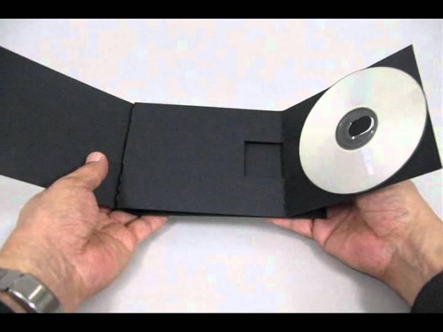 handmade cd case clip fail
