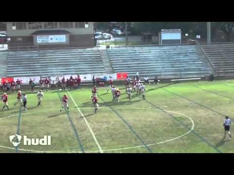 Trey Tillman 10th Grade Spring Game