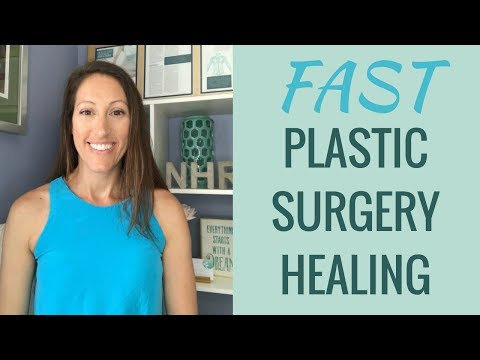 3 SIMPLE Ways To Heal Faster After Plastic Surgery, Liposuciton, Fat Transfer & Brazillian But Lift