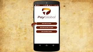 PayGlobal - How to Download the App