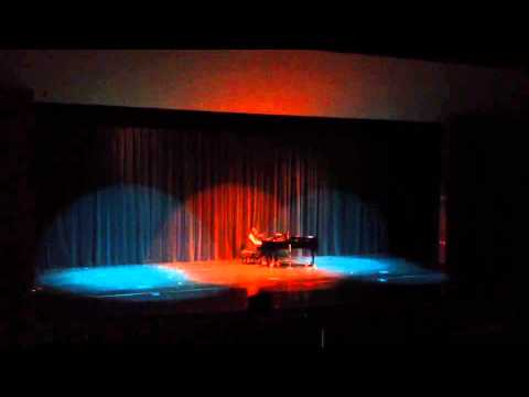 Turning Page - Sleeping at Last . Kenston High school showcase 2014