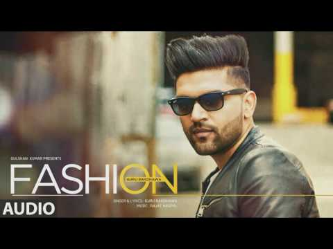 FASHION || KARAOKE || GURU RANDHAWA || THE KARAOKE SHOP