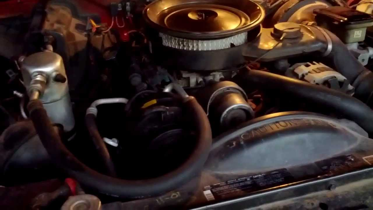 Pcv valve popping off 43 gmc s15 89 youtube freerunsca Gallery