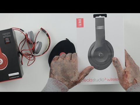 Upgrading my Old Beats by Dr. Dre Solo HD to Apple Beats Studio 3 Wireless Headphones