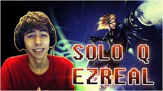 EZREAL CARRY AD - SoloQ Master - La revanche d'Incarnation