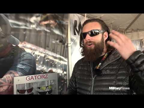 a498676356fa Day 2 Marine Raider on how he used Gatorz Eyewear - YouTube