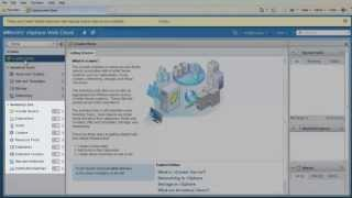 Create vCenter Inventory (datacenter, cluster, hosts) for VMware vSphere