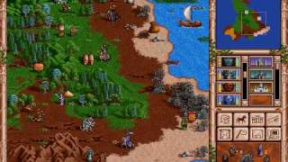 Heroes Of Might And Magic II OST: Magnificent Field (Grassland Theme)