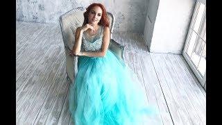 Фотосессия в роскошных платьях Pauline в фотостудии MAIN Studio
