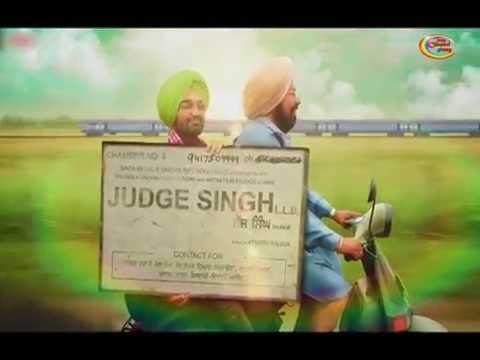 Judge Singh LLB | Ravinder Grewal | Movie Trailer 2015