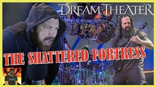 FIRST TIME HEARING!! | Dream Theater - The Shattered Fortress (Boston Opera