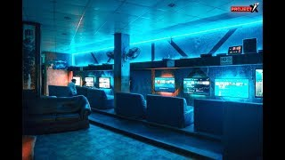 Pro Gaming Cafe with High End Specs | Project X9 Gaming Cafe | 50% OFF on Telemart Discount Card