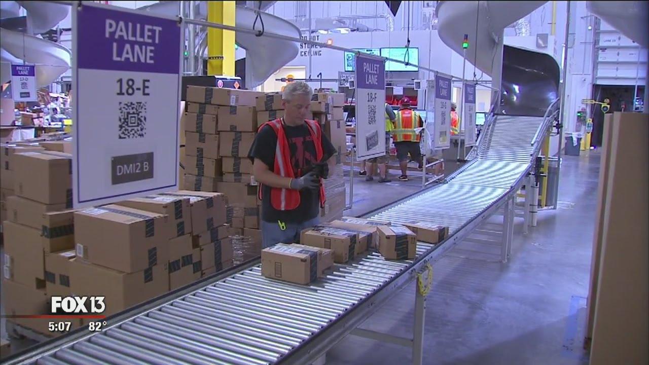 Newark Says, Hey Amazon, Look Over Here
