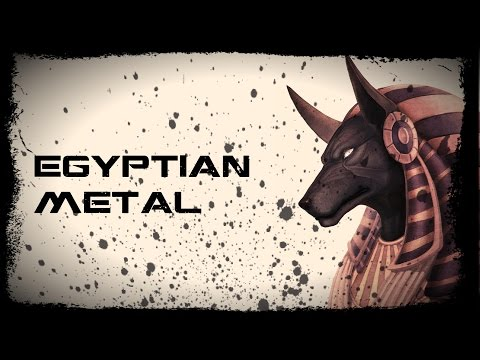 "☠ ""Egyptian/Power metal song"" by Tommy"