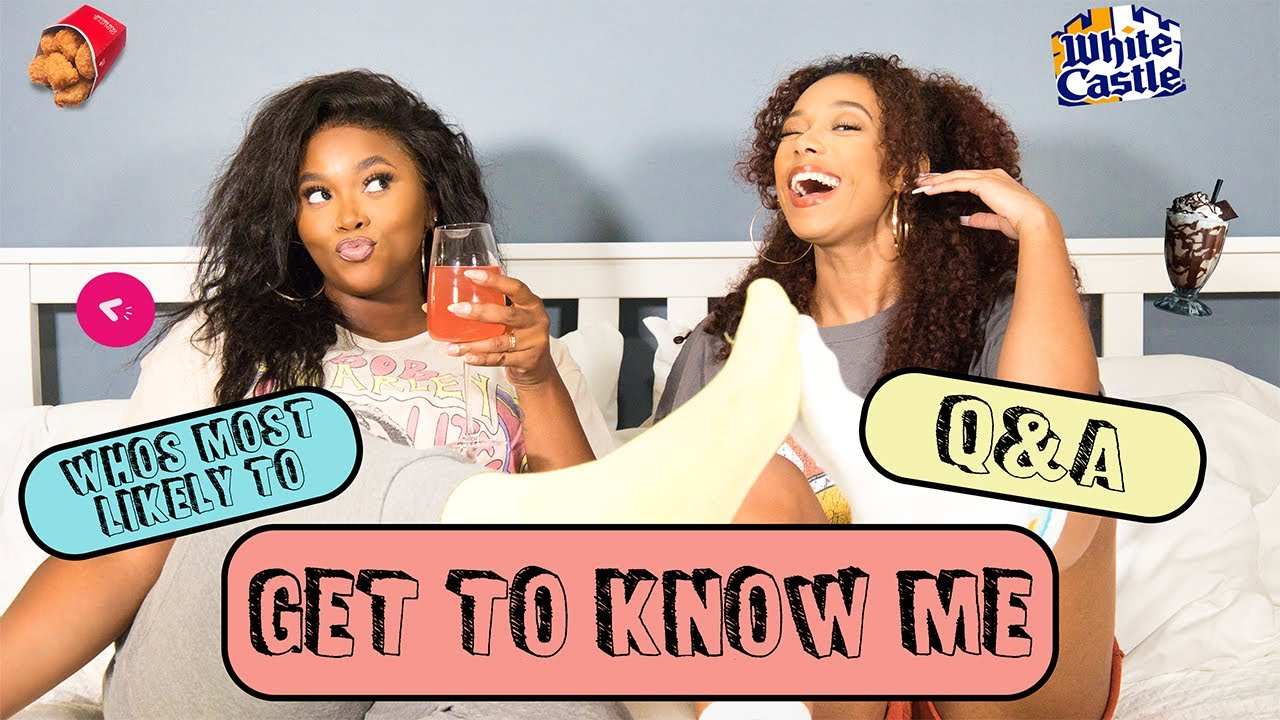 GET TO KNOW ME TAG   MAYHRENATE & B R I
