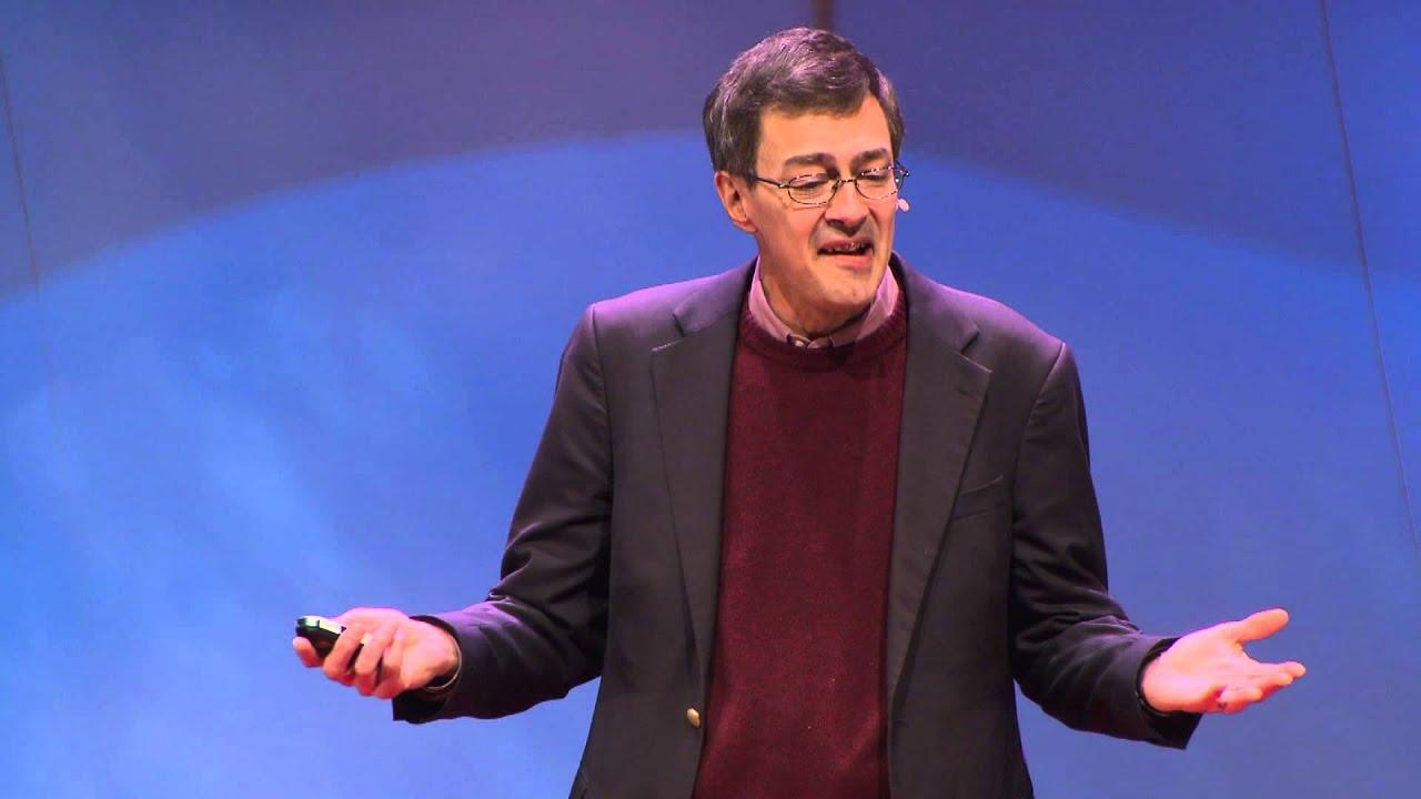 Cool head, warm heart: math, love and sustainability   John Roe   TEDxPSU