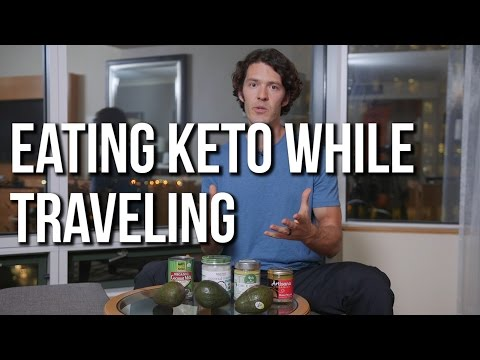 Eating Keto While Traveling