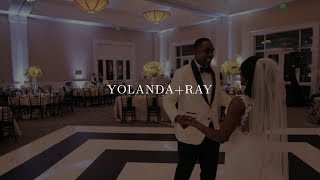 Yolanda + Ray Sneak Peek | Belo Mansion Wedding Reception | Dallas, Texas