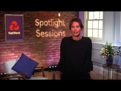 """""""The one thing"""" - business tip from Deliciously Ella's Ella Woodward"""
