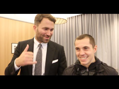 'YOU DON'T RING ME ANYMORE!' - SCOTT QUIGG & EDDIE HEARN HAVE IT OUT & DISCUSS MOVING FORWARD