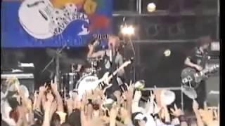 2008年にELLEGARDENとして最後に来た宮古島ライヴ.