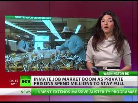 Prison Labor: America