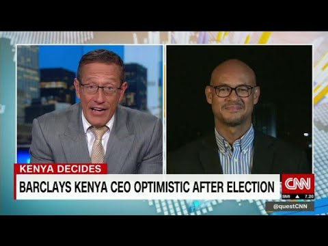 Kenya real winner in this election: CEO