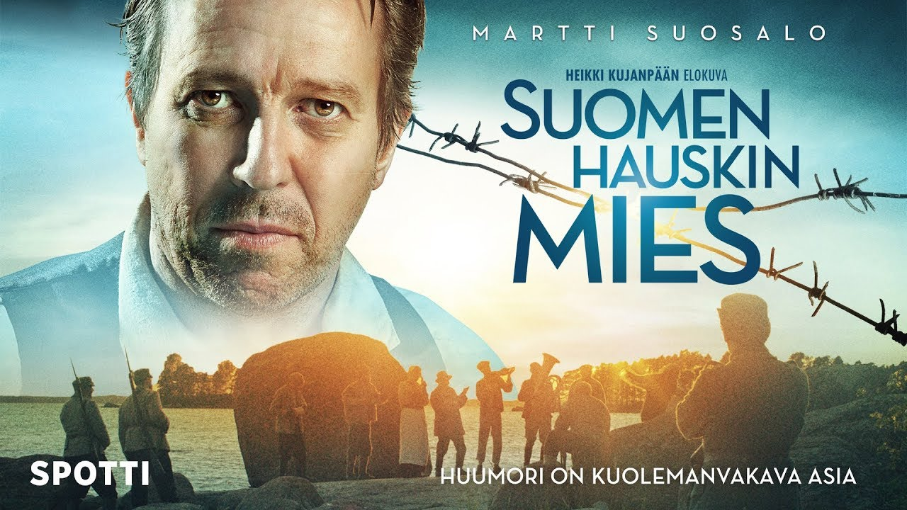 Suomen Hauskin Mies