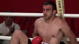 Sergey LUBKOVICH (RUS)  VS  Ruben MOVSESIAN (GEO)