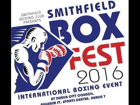 SmithfieldBoxFest Ring B