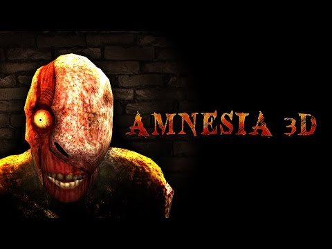 Amnesia 3D - Horror Game - Walkthrough - Level 1 - Cellar