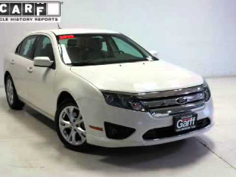 2012 Ford Fusion - American Fork UT