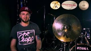 Zildjian - обзор залапанных тарелок монстра 17 Века ( Zildjian Cymbals Review )
