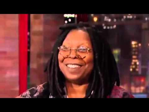 Whoopi Goldberg on David Letterman Full Interview