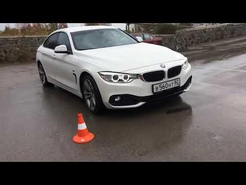 BMW CLUB YALTA - AUTO-SLALOM 22.10.17