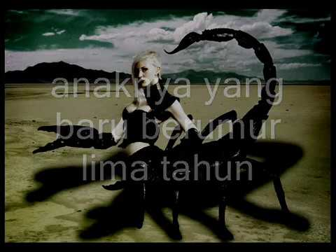 Doel Sumbang - Kalajengking Makan Bayi (lirik)