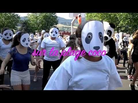 Flashmob Coco Caline Tarare
