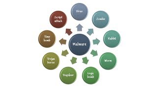 Malicious Code (Malware) - Information Security Lesson #4 of 12