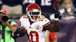 NFL Wide Receiver Rushing Touchdowns   Part 2