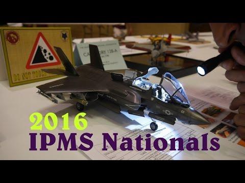 IPMS Nationals (NATS) 2016 Plastic Model Contest