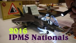 IPMS Nationals (NATS) 2016 Plastic Model Contest