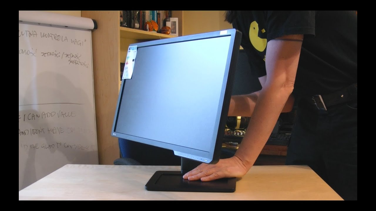 Quick Unboxing BenQ XL2411Z Gaming Monitor 144Hz 1ms 24